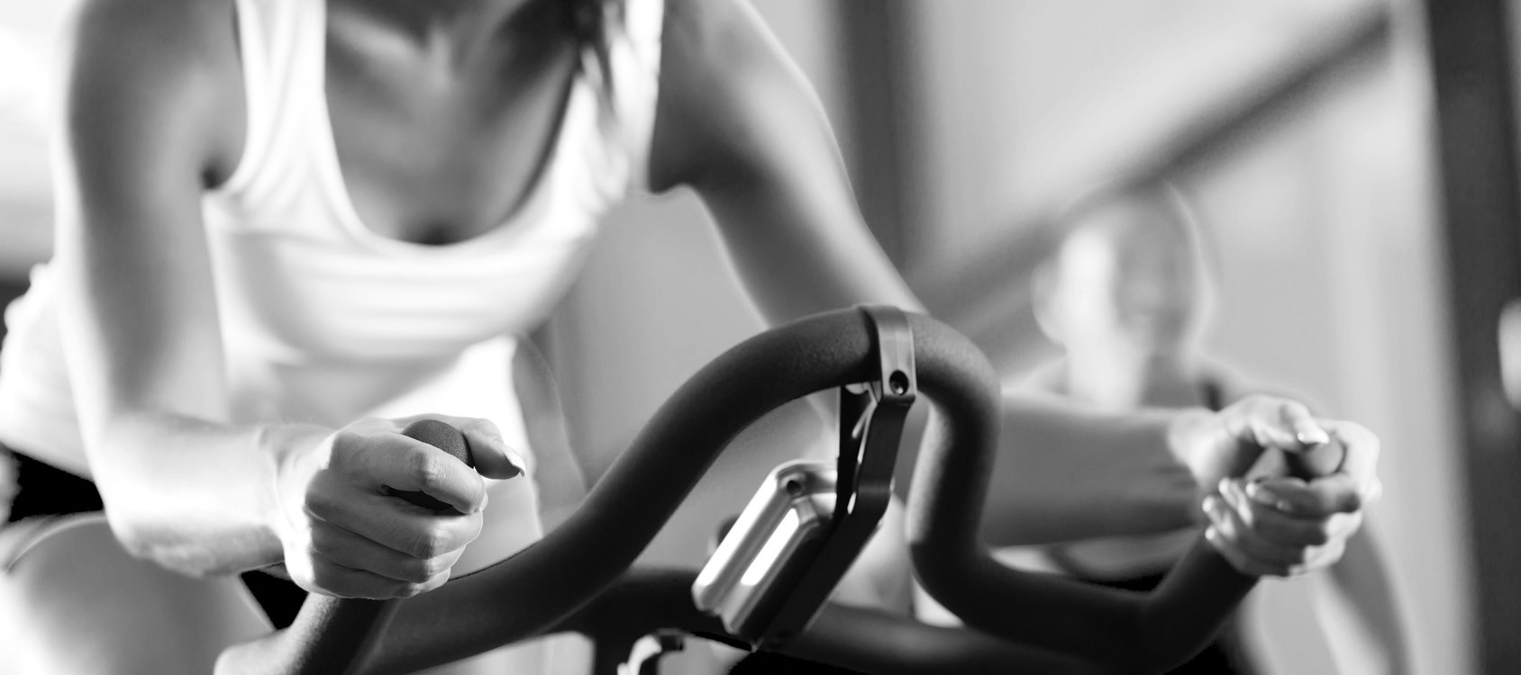 Fitnessgeräte Reparatur Indoor Bike